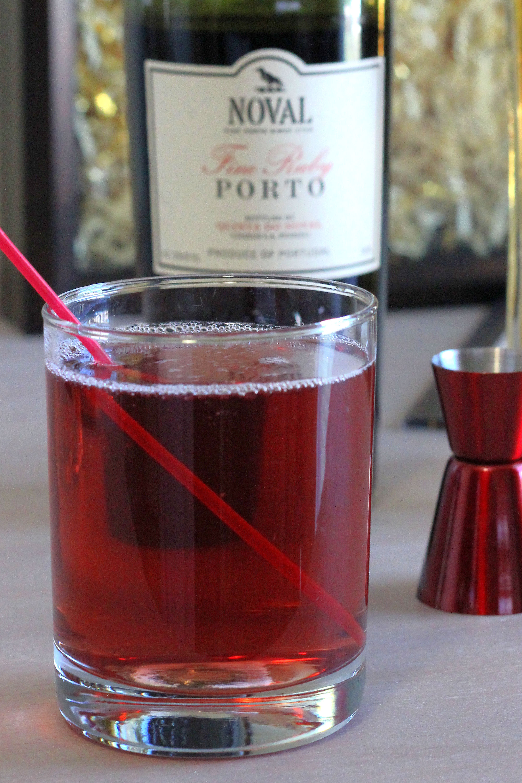 Port Elderflower Original Cocktail Recipe