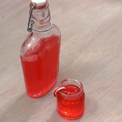 Candy Cane Vodka Infusion Tutorial