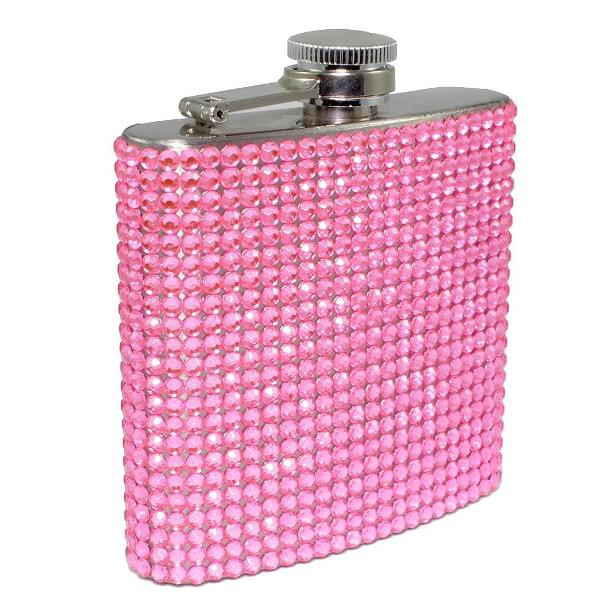 Bling Rhinestone Diamond Flask