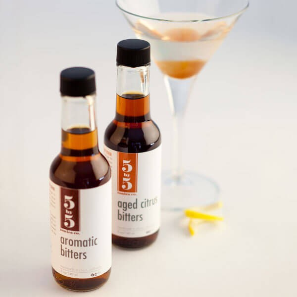 Five by Five Aromatic Bitters