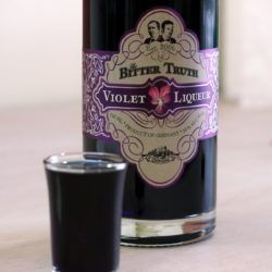 What does Creme de Violette taste like?