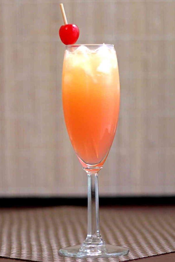 Lady Killer Cocktail for Valentine's Day