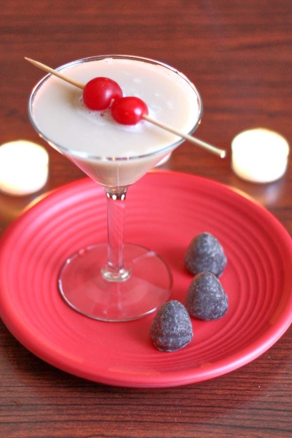 Romance Cocktail for Valentine's Day