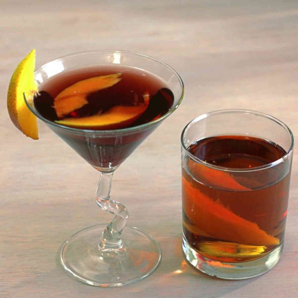 "The ""Nasty Woman"" and ""Bad Hombre"" cocktails were inspired by memorable phrases from the 2016 presidential debates. They're delicious, with fruit, spice and mocha notes, unlike the irritating election season from which they came."