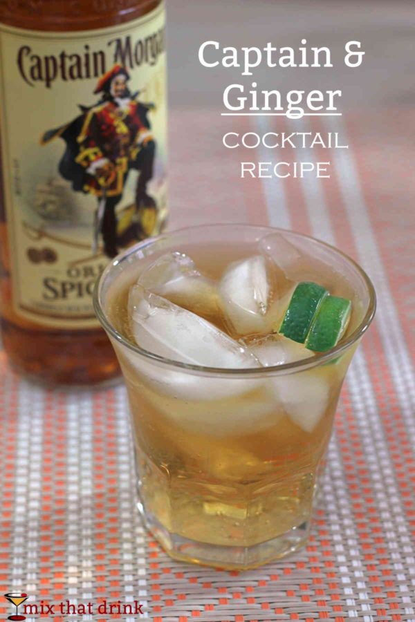 captain cocktail recipe