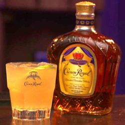 Crown Royal Press Drink Recipe