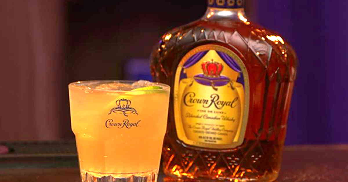 Crown Royal Drink Recipes