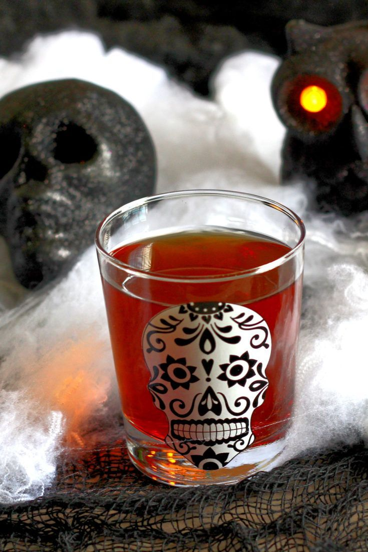 Soul Taker Drink Recipe