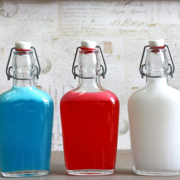 Independence Day Skittles Vodka