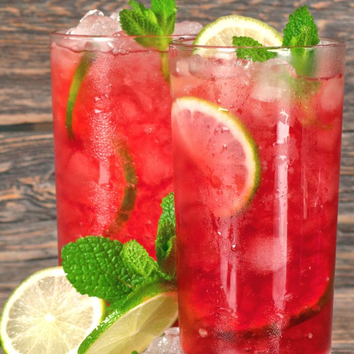 Long Beach Iced Tea Drink Recipe