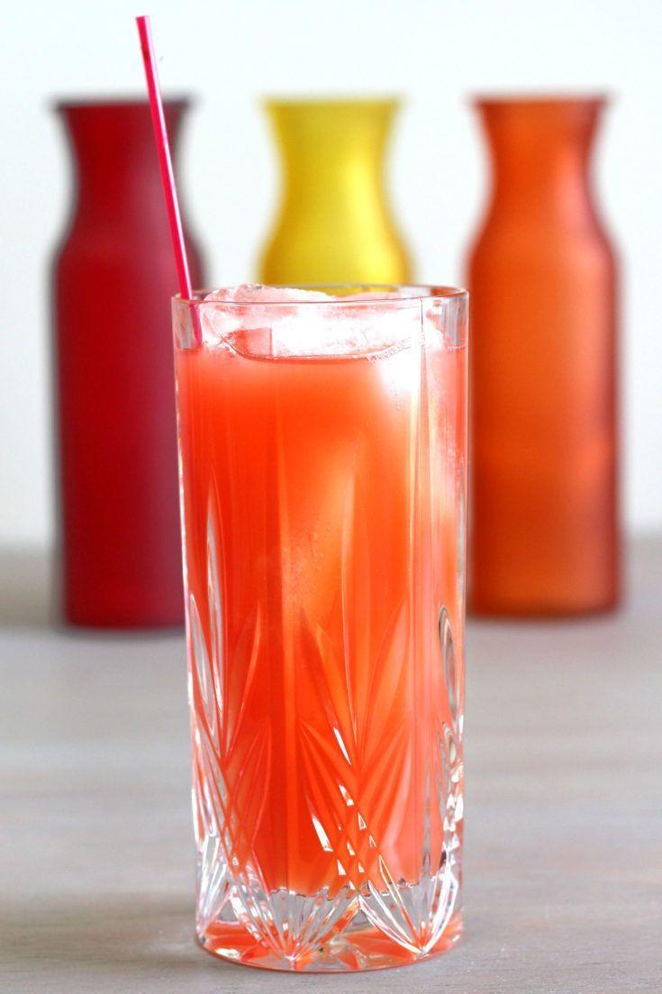 Red Death Drink Recipe
